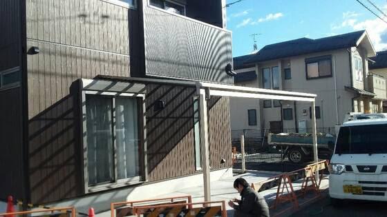 カーポート・フェンス・門扉・テラスなどのエクステリア工事